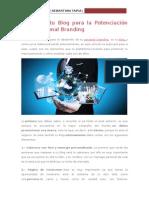 15.-Cómo Configurar Tu Blog Para Potenciar Tu Personal Branding