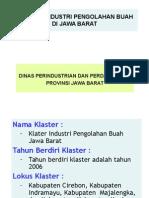 klasterindustripengolahanbuahdijawabarat-110630232153-phpapp01