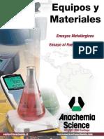 Anachemia Catálogo