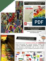 Carlos Guzmán Conferencia Cultura y Economía en Iberoamerica 4 Sept 2015