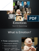 Emotions Lecture