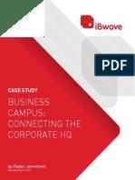 Business Campus Case Study 15-04-2015
