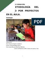 Antologia Aprend Por Proyectos