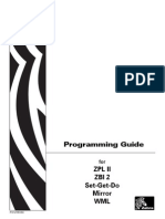 ZPL Programming Manual