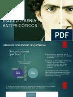 Esquizofrenia y Antipsicóticos