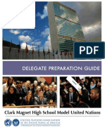 clark magnet high school delegate preparation guide