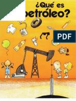 ¿Qué es el petróleo?