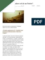 ¿Cuál es el verdadero rol de un Pastor_ _ Revista La Fuente.pdf