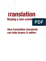 Translation Buying Guide