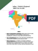 Indian Global Regional Association