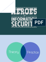 Heroes of Information Security
