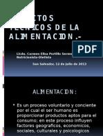 ASPECTOS TECNICOS DE LA ALIMENTACION.pptx