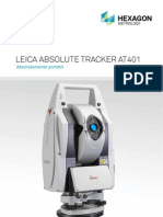 Leica Absolute Tracker AT401_es