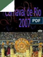 Carnaval de Rio 2010