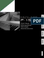 P-155 Owner Manual