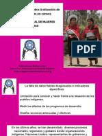 Presentacion Sobre Dchos. de La Mujer Indigena