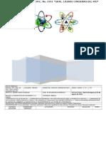 Plan Anual de Ciencias II
