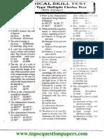 Technical Skill Test QA1