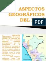 Aspectos Geográficos Del Perú