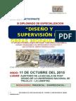 Diseño y Supervisión de Obras Hidraulicas-11!10!2015