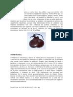 Fichas de Organologia idiofonos