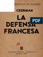 s L CZERNIAK M. La Defensa Francesa [1954] SP 141.pdf