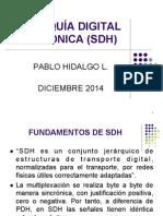 JERARQUÍA DIGITAL SINCRÓNICA (SDH)