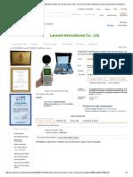 Aliexpress.com_ Comprar Awa6228 4 Multifunciton medidor de nivel de sonido, clase 1 de nivel de sonido analizador de Otros Instrumentos de Medida y Análisis fiable proveedores en Laesent International Co.pdf