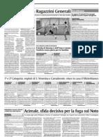 Rassegna stampa 7 marzo