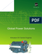 DV Series Engine Brochure