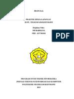 Proposal Pkl Muhar