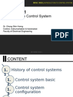 Chap1 Intro to Control System