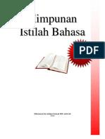 Himpunan Istilah Bahasa