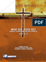John 13-21 Devotional