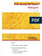 Lecture Three Vedic Religion