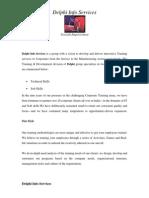 Delphi Info Services Company Profile-master