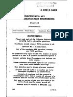 Conventional Elect.telecom II