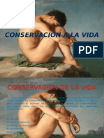 Conservacion a La Vida Original