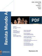Revista Mundo Antigo (2012-1)