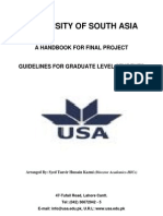 Final Project Handbook (HIC-USA)