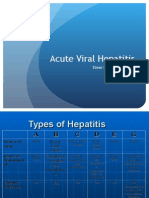 Viral Hepatitis (Virus Hepatitis)