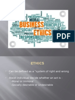 Business Ethics in india ppt