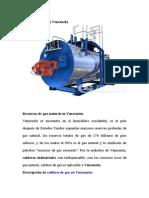 Caldera de Gas en Venezuela