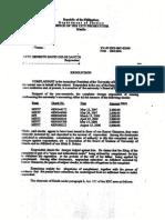 9. Estafa Case Resolution XV-07-09C-02363