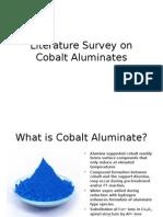 Cobalt Aluminate