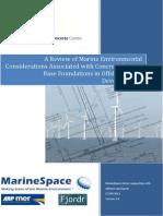MB MarineSpace  concrete center