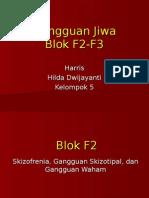 Blok F2-F3(Harris Hilda)