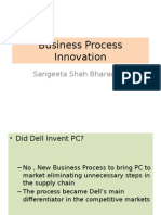 Session 2 Business Process Innovation