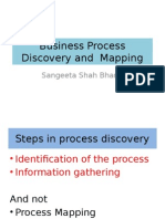 Session 3 Business Process Discocvery Mapping Analysis