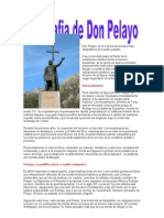 Biografia de Don Pelayo
